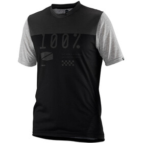 100% Airmatic Enduro/Trail Jersey Men Black/Charcoal